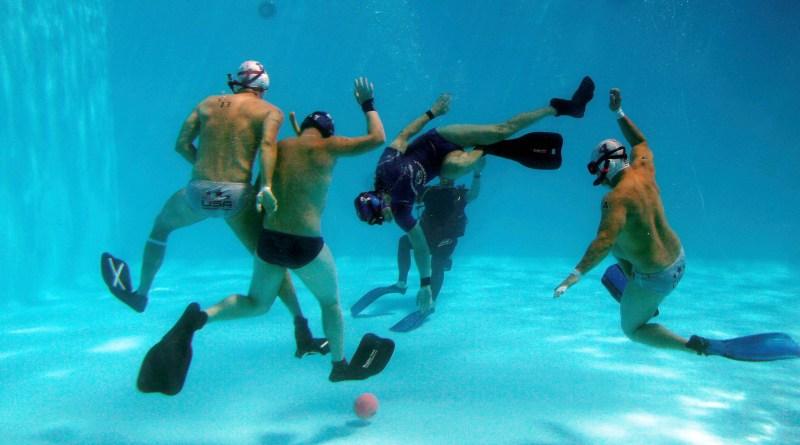 Aprende Rugby Subacuático