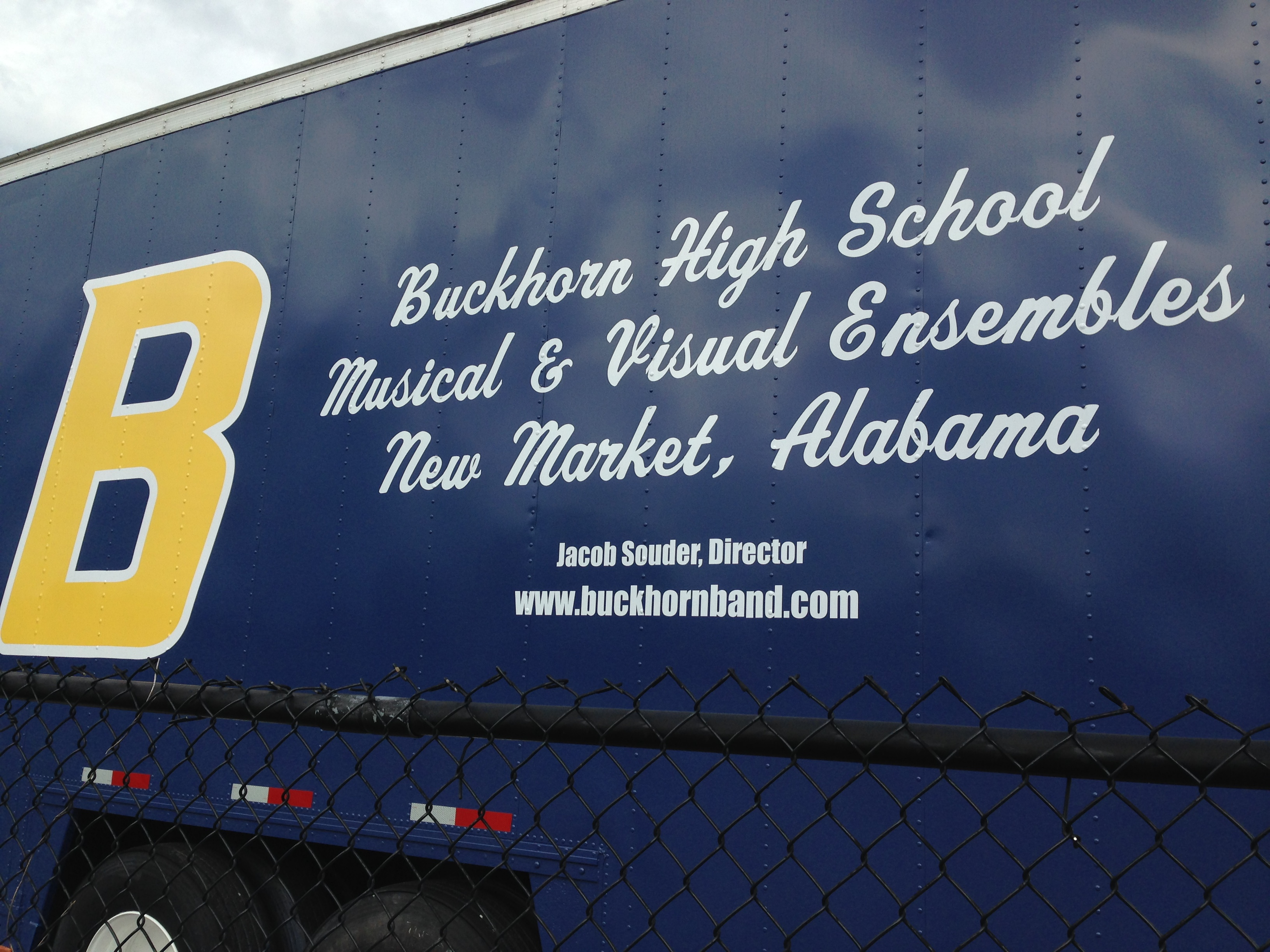 Buckhorn Band Trailer