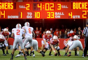 No. 12 Ohio State vs No. 21 Nebraska Gameday Info October 6, 2012