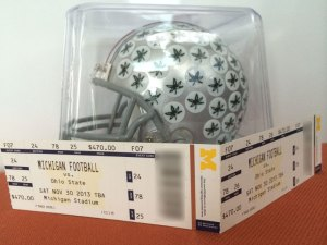 Grab 2 Ohio State vs Michigan Tickets for 36% off face value
