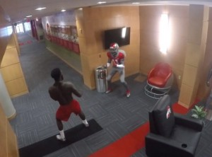 Ohio State Dummy Prank Scares Football Stars: Watch Now!