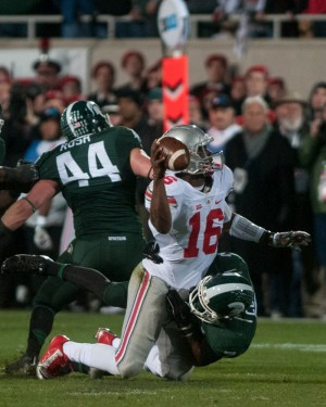 MSU football set for monumental match up with Ohio State