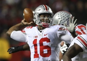 Ohio State football at IL; kickoff at noon