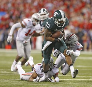 Hey Joe top 10: B1G title win over OSU in '13 the best