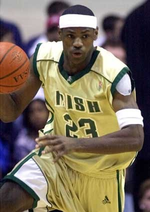 How LeBron James in college would have changed basketball