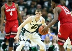 Is point guard a concern for Michigan State basketball?