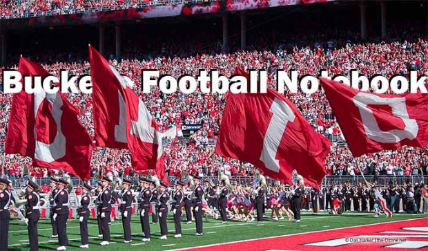 Buckeye Football Notebook: 'Are you a winner or did your team lose?'
