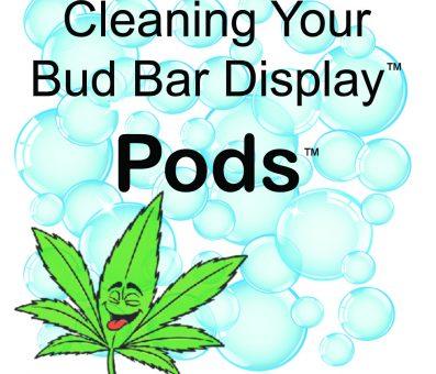 Bud Bar Displays Cannabis Displays and Store Fixtures