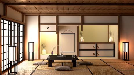 Japanisches Schlafzimmer Einrichten  Wie Kann Ich Mein Zimmer Im Japanischen Stil Einrichten