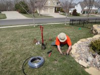 irrigation installation march april 13 001