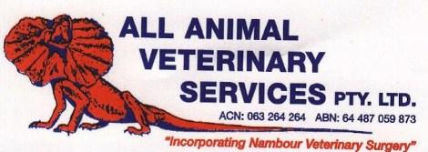 All animal vet services