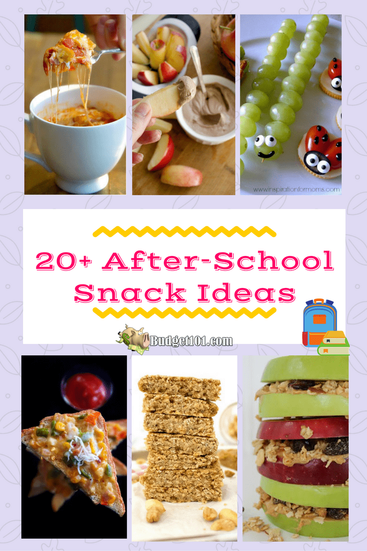 Large Of After School Snacks