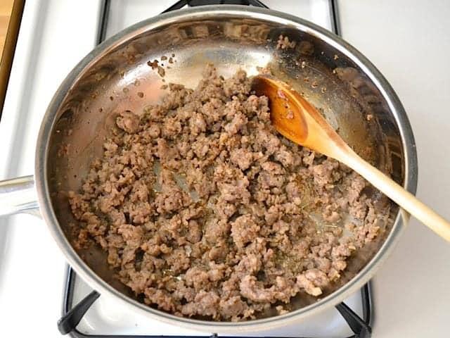 Brown Sausage