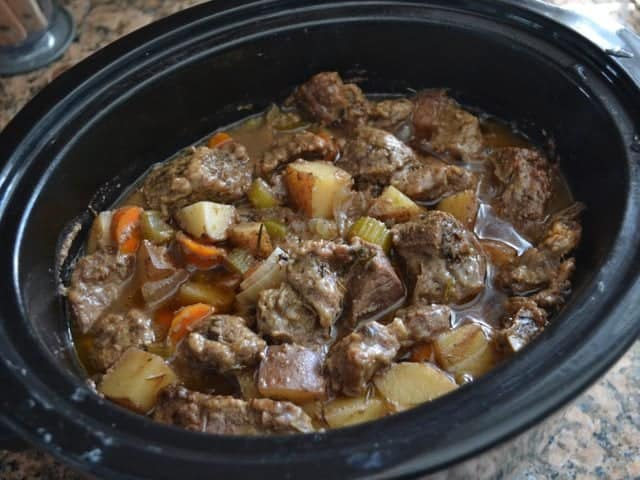 Cooked Stew