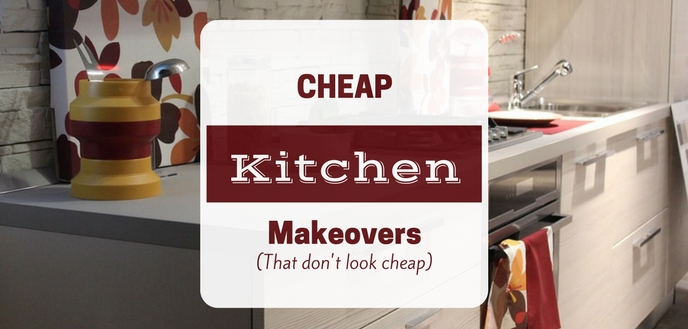 Design-on-a-Dime Renovation Ideas for a Cheap Kitchen Makeover - kitchen makeover ideas