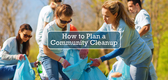 How to Plan a Community Cleanup Budget Dumpster