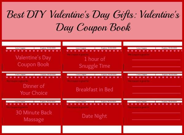 Valentines day homemade coupon book ideas - Ocharleys coupon nov 2018