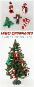 Lego Ornaments