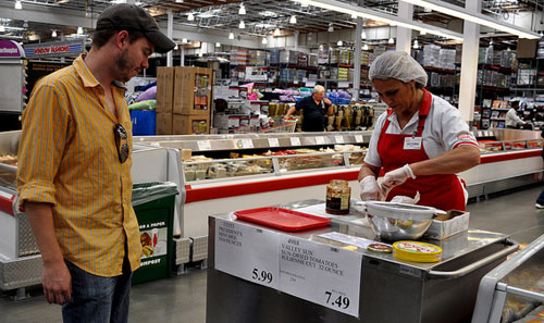 How to Be a Product Demonstrator (aka Sample Passer-outer) Budgets - costco jobs