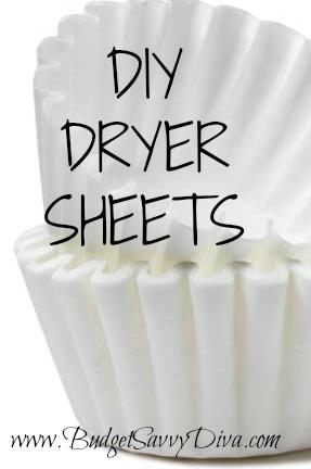 Diy Dryer Sheets | Budget Savvy Diva
