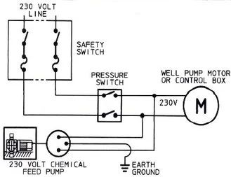 well pump wiring diagram 120 volts