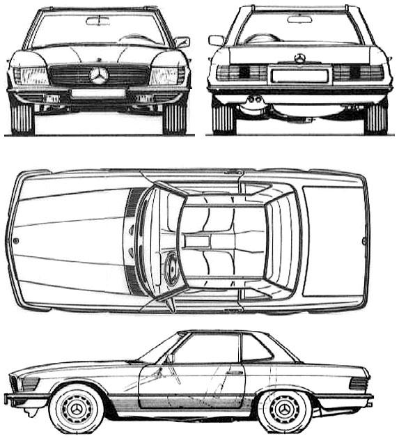Bud\u0027s Benz  Catalog  350 380 450 560 SL