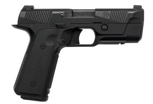 Hudson HUD001 1911 H9 Single 9mm Luger 428 15+1 Black