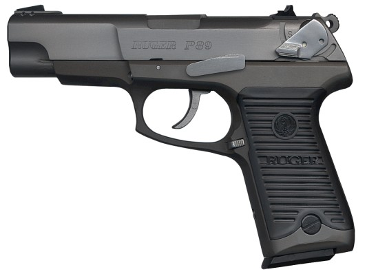 Ruger P89 9mm Blue 15 Round 34700
