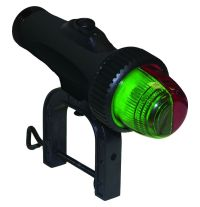 Red/green Clamp-on Bow Lights