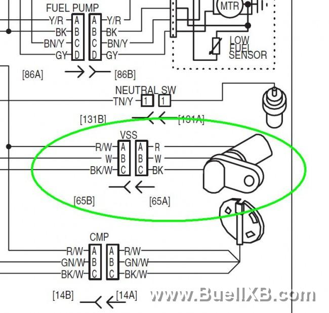2009 buell 1125cr wiring diagram