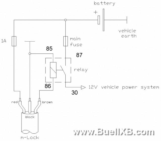 Buell Ignition Wiring Diagram - Wiring Diagrams Wire