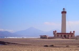 Praia no Chile: La Serena