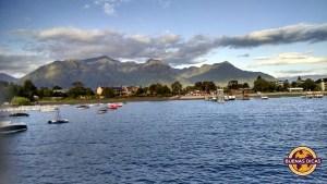 Verão em Pucón em fotos de alta resolução