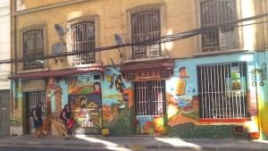 Os 5 melhores hostels de Valparaíso