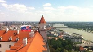 Bratislava: mais que um bate e volta