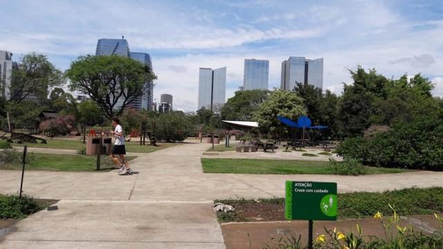 itaim bibi parque do povo sao paulo