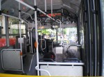On a bus, Buenos Aires