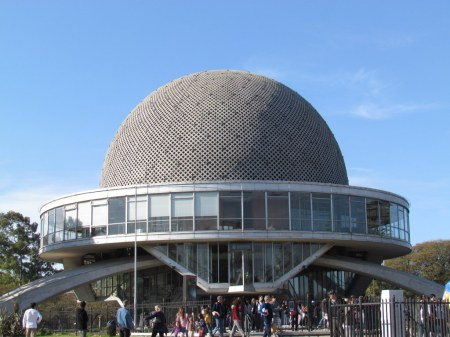 Buenos Aires Planetarium, Palermo