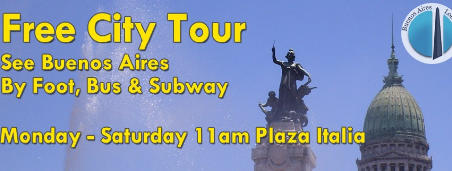 Free Daily Tour