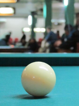 36 Billares - Artistic Ball Shot