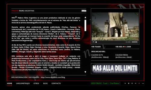 Malevo Films Argentina