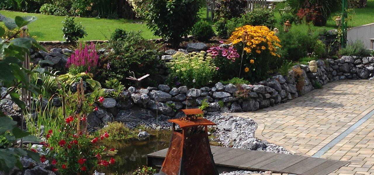 Büscher Gartenbau \ Landschaftsbau Solingen, Haan, Hilden - garten und landschaftsbau