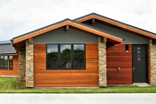 Medium Of Tongue And Groove Siding