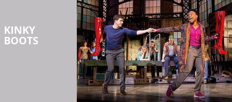 Kinky Boots - Shea\u0027s Buffalo Theatre, Buffalo, NY - Tickets