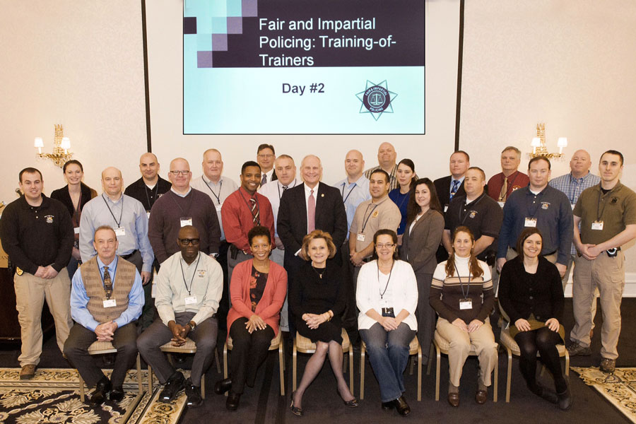 SUNY sponsors \u201cfair and impartial policing\u201d training for university - Nys University Police