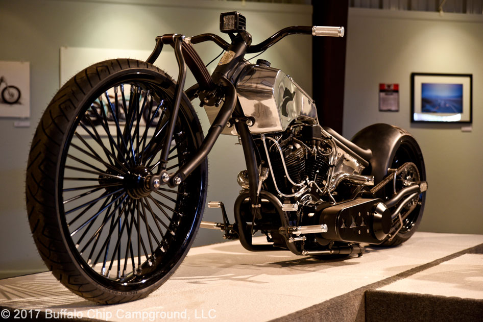 2017 Motorcycles As Art Exhibit, Old Iron \u2013 Young Blood, Takes