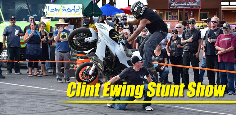 Sturgis Motorcycle Events, Rides, Contests, Stunts and Exhibitions