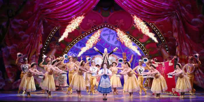 Shea\u0027s Performing Arts Center Disney\u0027s Beauty and the Beast