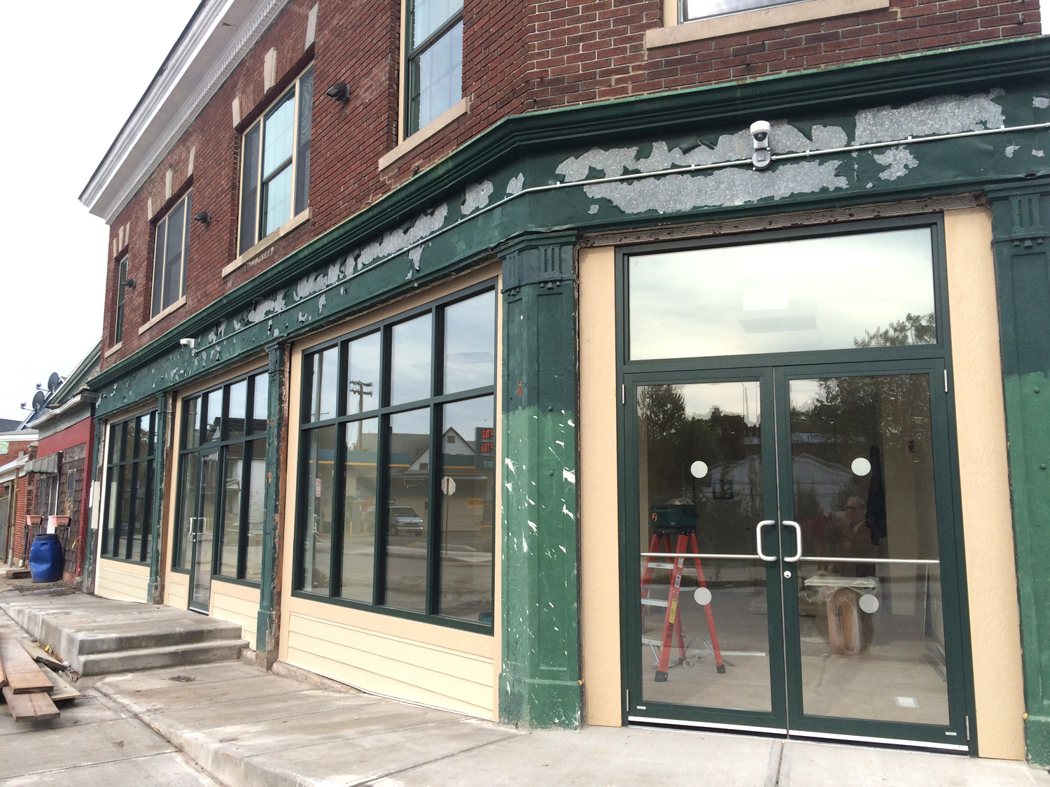 A New Day For The Former Club Utica Building Buffalo Rising