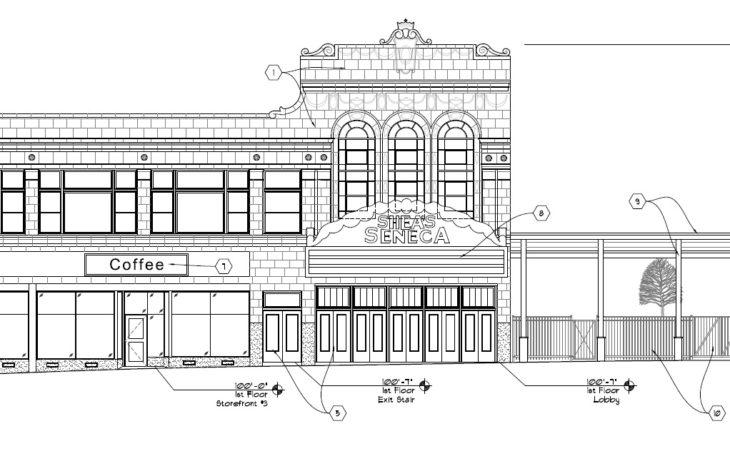 Big Reveal Schneider\u0027s Big Plans for Shea\u0027s Seneca \u2013 Buffalo Rising